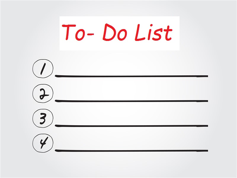 Stay Productive- Tips to Create an Effective To-Do List