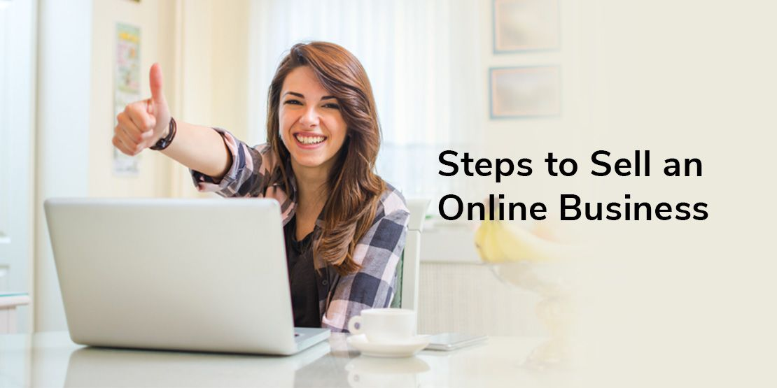 Steps to Sell an Online Business